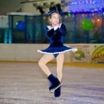 В Черновцах прошел чемпионат области по фигурному катанию Созвездие Буковины