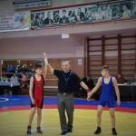 В Черновцах прошел открытый чемпионат по вольной борьбе
