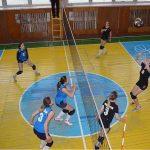 На Буковине состоялся турнир по волейболу среди женских команд