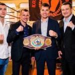 В Черновцах будут боксировать представители разных профессий