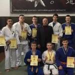 В Черновцах состоялся Чемпионат области по дзюдо среди молодежи
