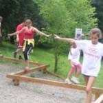 В Октябрьском парка в Черновцах обустроили фитнес-маршрут