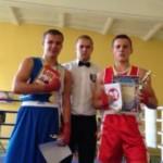Черновицкие боксеры завоевали награды в Ровно
