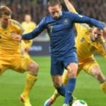 Украина уступает Франции и теряет путевку на Чемпионат мира 2014