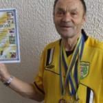 Умер ветеран буковинского спорта Евгений Гешко