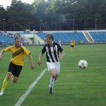 Матч Буковина — Полтава закончился со счетом 0:1