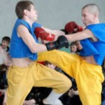 Буковинцы отличились на Открытом чемпионате по фри-файту в Тернополе