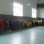 В Сокирянской колонии провели благотворительный турнир по мини-футболу