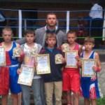 Черновчане получили награды на Всеукраинском турнире по боксу