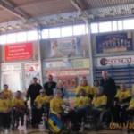 Для инвалидов-спинальников в Черновцах провели городскую спартакиаду