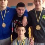 Черновчане отличились на чемпионате Украины по панкратиону