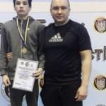 Буковинец стал чемпионом Украины по боксу