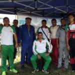 65-летний гонщик из Болгарии поделился впечатлениями от черновицких соревнований по автокроссу