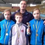 Буковинские борцы отличились на Всеукраинском турнире во Львове