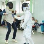 Первые после большого перерыва соревнования по фехтованию состоялись в Черновцах