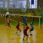 Буковинские волейболисты одержали три победы в любительской лиге