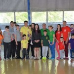 Известны результаты семейных соревнований, которые провели в Черновцах