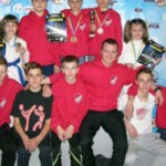 СК Максимум получил полный комплект наград на международных соревнованиях