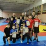 Буковинцы завоевали награды на чемпионате Украины по панкратиону