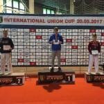 Черновицкие каратисты одержали победы на международном турнире во Львове
