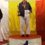 Черновчанин Сапожник стал победителем этапа Кубка мира по каратэ в Чехии