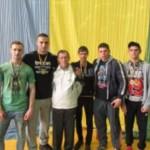 Буковинские кикбоксеры привезли семь медалей из Днепропетровска