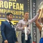 Черновчанин А. Перчик одержал победу на чемпионате Европы по пауэрлифтингу