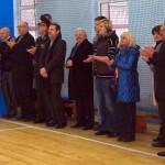 В ЧНУ начали волейбольный турнир памяти декана