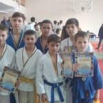 Сокирянские дзюдоисты завоевали 7 наград на всеукраинских соревнованиях