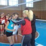Состоялось открытое первенство Глыбокской ДЮСШ по волейболу среди девушек